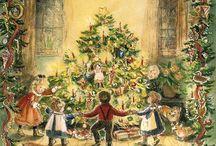 Christmas / by Nancy Mercer