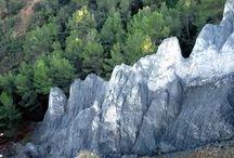 rocas blaves de esparreguera / rocas blaves
