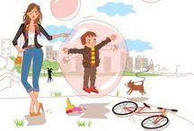 Pais e Filhos / Dicas e reportagens sobre família, maternidade, filhos.