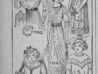 Childrens clothes 1910-1915
