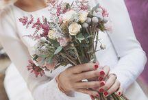 Ramos de novia / Ramos de novia de todo tipo: flores preservadas, flores silvestres,...