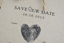 Save the date | WEDDINGS
