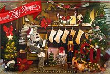 2014 Holiday Season / Gonzaga's Advent Calendar and 2014 Holiday Season / by Gonzaga University