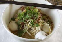 Noodle Soup Recipes / My favourite noodle soup recipes - I am addicted to noodle soup!