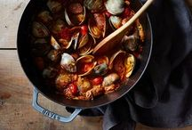 Recipes for Seafood & Fish