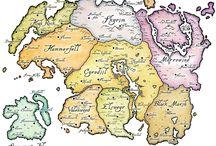 Maps, Runes, Flags