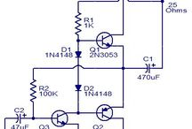Amplifier Circuit/Schematics