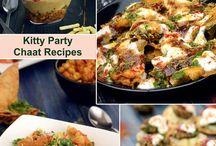 Kitty Party Recipes