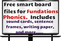 Work - Wilson Reading / Wilson Reading program and Fundations / by Kimberly Pugh