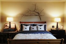 Casa de DuBois  Around our house / Master bedroom. Simple but I love how inviting and warm it is / by ReAnna DuBois