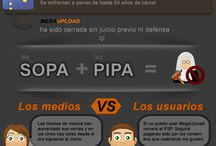 Infografías Varias / by Sr. Potato