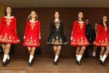 Irský tanec