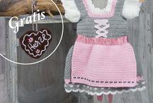baby clothes - bebek örgüleri