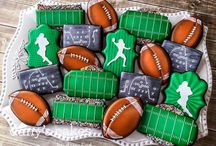 Sports Theme Cookies