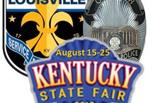 Kentucky State Fair 2013  / LMPD KY State Fair Booth 