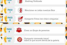 Redes sociales para eventos / Cómo usar el social media para tus eventos