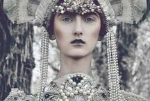 Haute / High fashion, fantasy, and runway. / by Leigh Holt Marchione