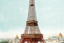 Paris / by Sandra Rosemarie Viggers