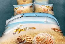 Beach bedding