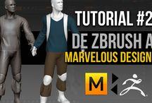 ZBrush tutorial