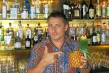 Pineapple mischief with Dean Callan / Monkey Shoulder Global Brand Ambassador has a passion for Pineapples. Once a symbol of wealth and hospitality, the time has come to restore the pineapple to its former glory - See more at:  http://drinkwire.liquor.com/post/a-passion-for-pineapples