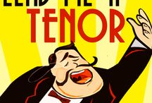 LEND ME A TENOR (2015) / This raucous comedy, set in the 1930s, follows the fiery-tempered, world famous Italian superstar Tito Merelli as he arrives in Cleveland, OH to make his debut with the local opera company; then promptly goes missing... RUNNING: September 10-13, 18-20 / by Quincy Community Theatre