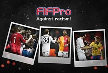 FIFPro Against Racism / We stand up against racism!
