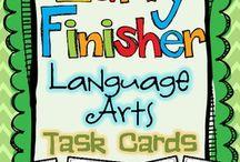 English Early Finishers