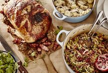 Christmas Dinner / Discover delicious food & recipes perfect for every course of your Christmas dinner.