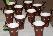 Preschool Parties! / by Theresa Fernstedt