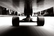 skate boarding photography