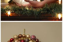 Christmas / Christmas decor and Recipes from the best bloggers on the net DIY and home made