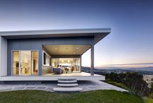 Hilltop houses