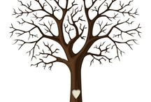bäume zeichnen