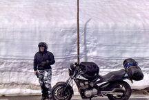 Motorcykling / Photos from motorbiking