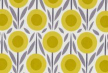 Pattern Prints Fabric / by Lindy Wertz
