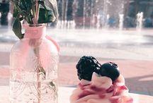 Food / #cupcakes#flowers