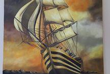 My Art Works / oilpaint, drawing, dragon, fantasy,fantastic, watercolour, softpastel