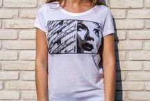 T-shirts Photos Femmes / POUR DÉCOUVRIR DE NOUVEAUX ARTISTES PHOTOGRAPHES SUR DES T-SHIRTS PHOTOS ORIGINAUX ET EN EDITION LIMITEE