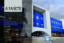 Faculdade Sete de Setembro - FASETE / Somos a melhor Instituição privada de Ensino Superior de Paulo Afonso e região. Bem avaliada junto ao MEC, há 13 anos o nosso compromisso é com VOCÊ! → http://www.fasete.edu.br/