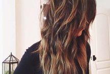 Hair / Color de cabello