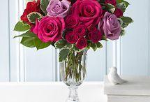 Vase cu flori