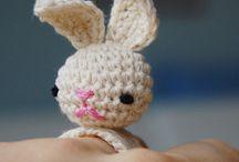 amigurumi rabbit