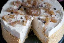 Cheesecak aux marrons
