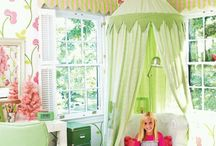 Child bedroom - chambre enfant