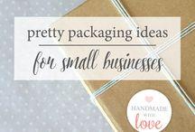 Handmade packaging ideas