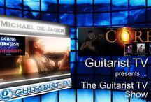 Guitarist TV / The World's First Guitarist TV Channel with The World's Greatest Guitarist Legends