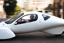 futuristische voertuigen land