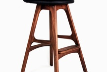 Bar stools and benches / by Tracy Beckerman