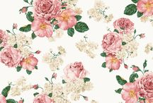 Floral Prints and Decoration / by Flower Muse